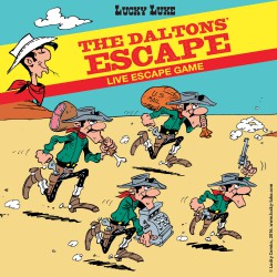 The Daltons' Escape