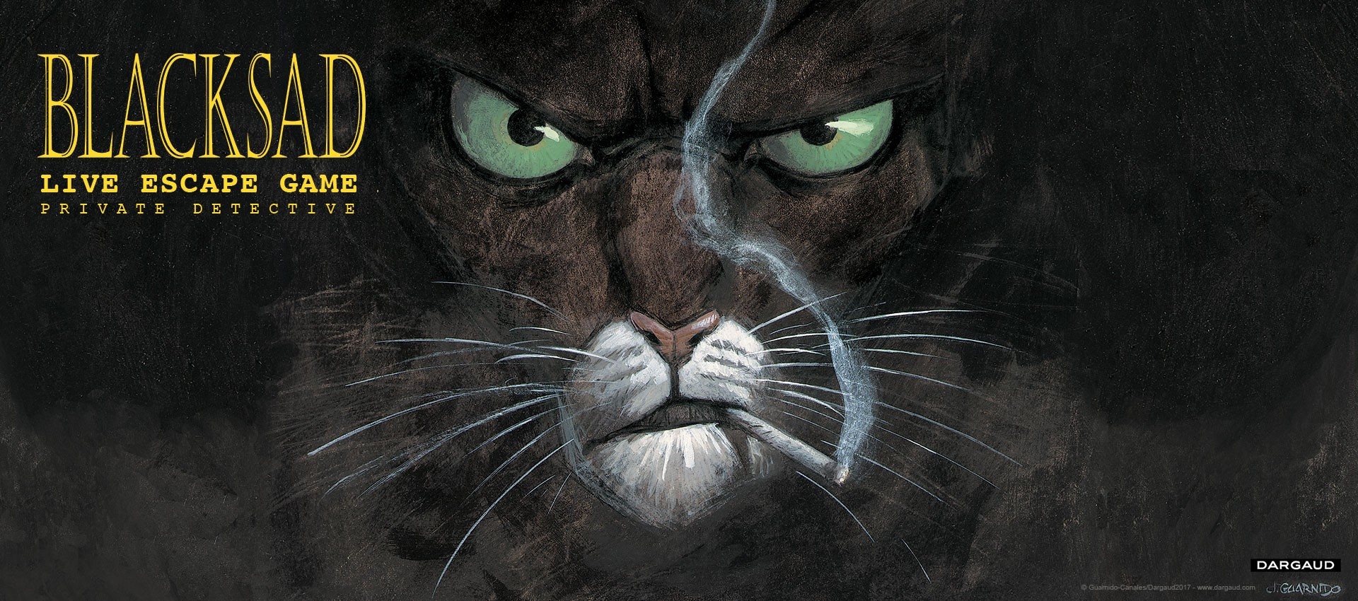 Blacksad needs you!