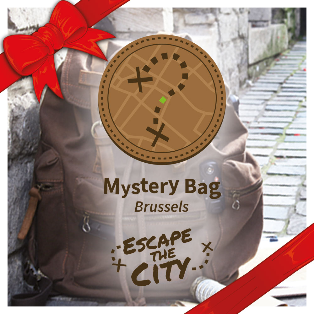 Offer a gift card for Mystery Bag